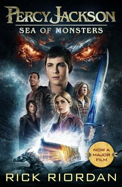 Percy Jackson and the Sea of Monsters. Film Tie-In - Riordan, Rick