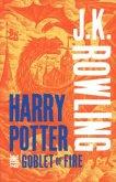Harry Potter and the Goblet of Fire; Harry Potter und der Feuerkelch, englische Ausgabe / Harry Potter, English edition Vol.4