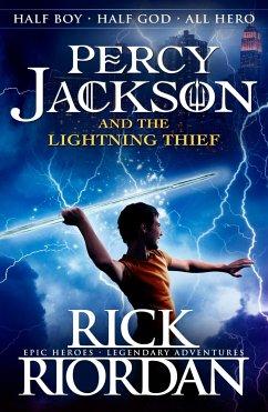Percy Jackson and the Lightning Thief - Riordan, Rick