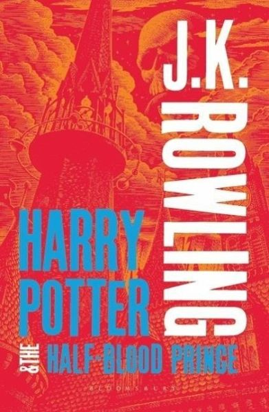 Harry Potter 6 And The Half Blood Prince Von Joanne K Rowling