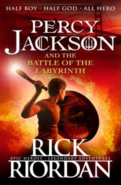 Percy Jackson 04 and the Battle of the Labyrinth - Riordan, Rick