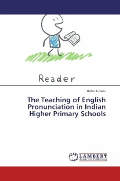 The Teaching of English Pronunciation in Indian Higher Primary Schools