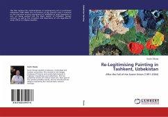 Re-Legitimising Painting in Tashkent, Uzbekistan - Okada, Kochi