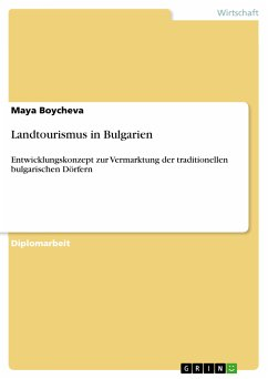 Landtourismus in Bulgarien (eBook, PDF)