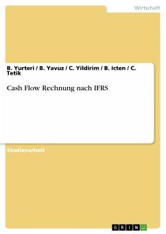 Cash Flow Rechnung nach IFRS (eBook, PDF)