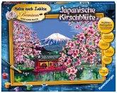 Ravensburger 28841 - Japanische Kirschblüte MNZ, Malen nach Zahlen