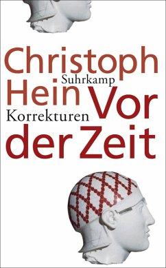 Vor der Zeit (eBook, ePUB) - Hein, Christoph