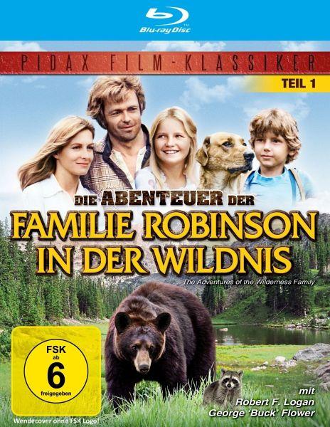 weitere abenteuer der familie robinson in der wildnis