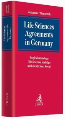 Life Sciences Agreements in Germany, m. CD-ROM