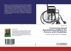 Community Based Rehabilitation(CBR)of the Persons with Disabilities