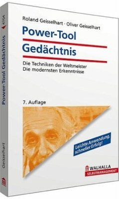 Power-Tool Gedächtnis - Geisselhart, Roland; Geisselhart, Oliver