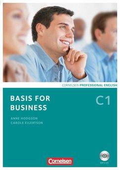 Basis for Business C1. Kursbuch mit MP3-CD