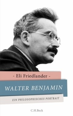 Walter Benjamin - Friedlander, Eli