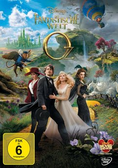 Die fantastische Welt von Oz (DVD)