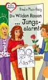 Die Wilden Rosen ... Jungsalarm! (eBook, ePUB)