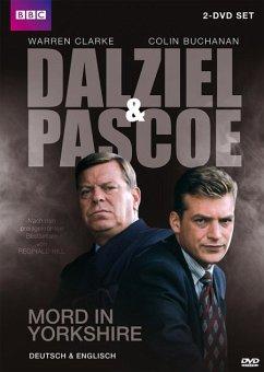Dalziel & Pascoe - Mord in Yorkshire (BBC) [2 DVDs]