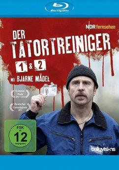 Der Tatortreiniger 1+2 (Blu-Ray) - Feldhusen,Arne