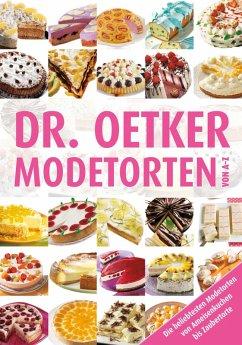 Dr. Oetker Modetorten von A-Z (eBook, ePUB)