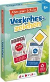 Abenteuer Schule - Verkehrszeichen (Kartenspiel)