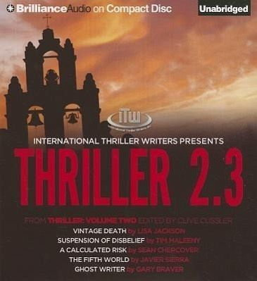 Thriller 2.3: Vintage Death/Suspension of Disbelief/A ...