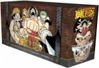 One Piece Box Set 1: East Blue and Baroque Works