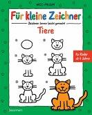 Für kleine Zeichner - Tiere (eBook, ePUB)
