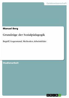 Grundzüge der Sozialpädagogik (eBook, PDF)