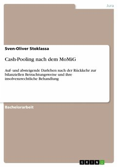 Cash-Pooling nach dem MoMiG (eBook, PDF)