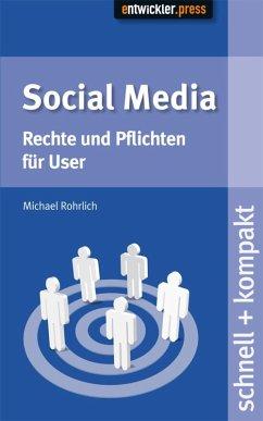 Social Media (eBook, PDF) - Rohrlich, Michael