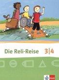Die Reli-Reise. Schülerbuch 3./4. Schuljahr