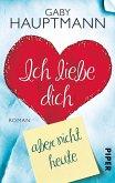 Ich liebe dich, aber heute nicht (eBook, ePUB)