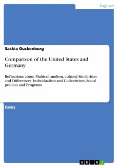 Comparison of the United States and Germany (eBook, PDF)