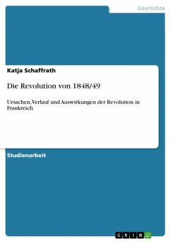 Die Revolution von 1848/49 (eBook, ePUB)