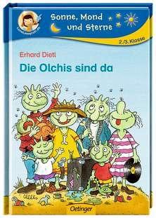 Die Olchis sind da / Die Olchis Büchersterne 3. Klasse Bd.1 - Dietl, Erhard