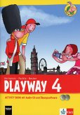 Playway ab Klasse 3. 4.Schuljahr. Activity Book mit Audio-CD und CD-ROM . Ausgabe 2013
