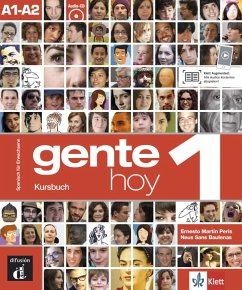 Gente hoy. Libro del alumno + Audio-CD