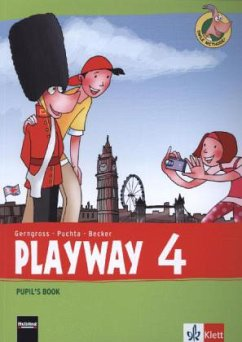 Playway ab Klasse 3. 4.Schuljahr. Pupil's Book