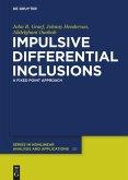 Impulsive Differential Inclusions