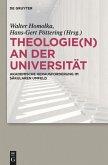 Theologie(n) an der Universität