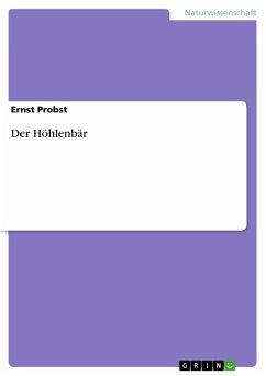 Der Höhlenbär (eBook, ePUB) - Probst, Ernst