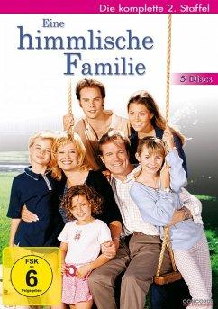 Eine himmlische Familie - 2. Staffel DVD-Box - Eine Himml.Familie 2/5dvd