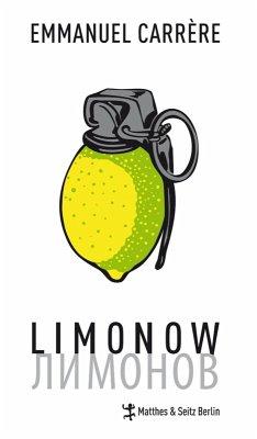 Limonow (eBook, ePUB) - Carrère, Emmanuel