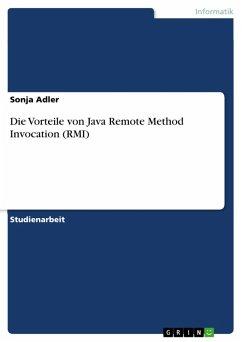 JAVA RMI (eBook, PDF)