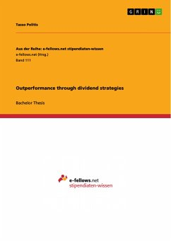 Outperformance through dividend strategies (eBook, PDF)