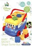 Baby Mickey Sortier-Bus