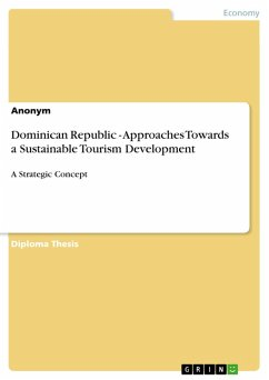Dominican Republic - Approaches Towards a Sustainable Tourism Development (eBook, PDF)
