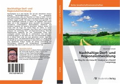 Nachhaltige Dorf- und Regionalentwicklung