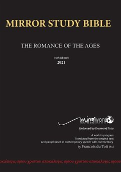 Mirror Bible Black (Eighth Edition 7 X 10 Inch ...