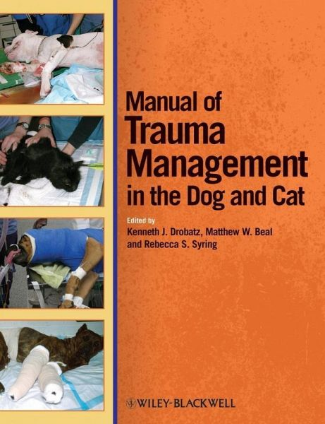 Manual Of Trauma Management In The Dog And Cat Ebook border=