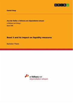 Basel 3 and its impact on liquidity measures (eBook, ePUB)
